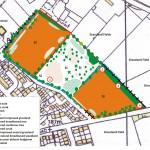 Phase-1 habitat survey map