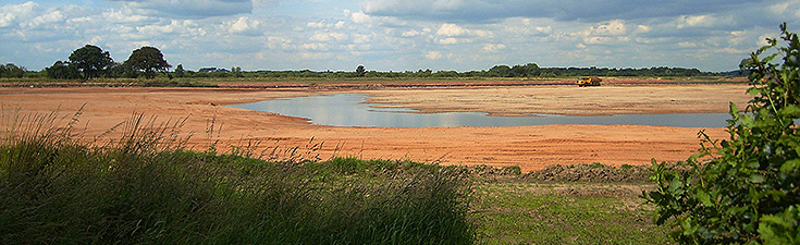 Ecological Assessment conducted at two quarries in Nottinghamshire