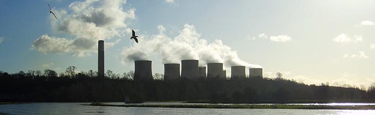 Habitat Creation and restoration plan for West Burton power station